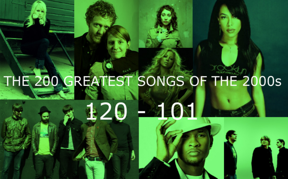 The 200 Greatest Songs Of The 2000s (120-101) – HIDDEN UNDER ...