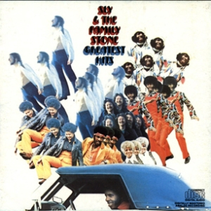 Sly & the Family Stone Greatest Hits HIGH RESOLUTION COVER ART