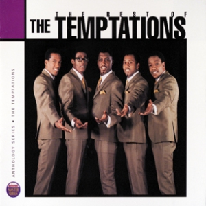 The Temptations HIGH RESOLUTION COVER ART