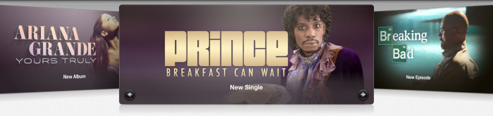 PrinceBreakfastCanWaitiTunes