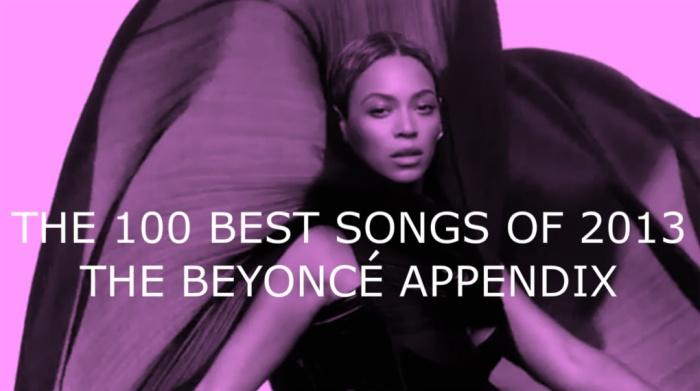 BestOf2013 Beyonce